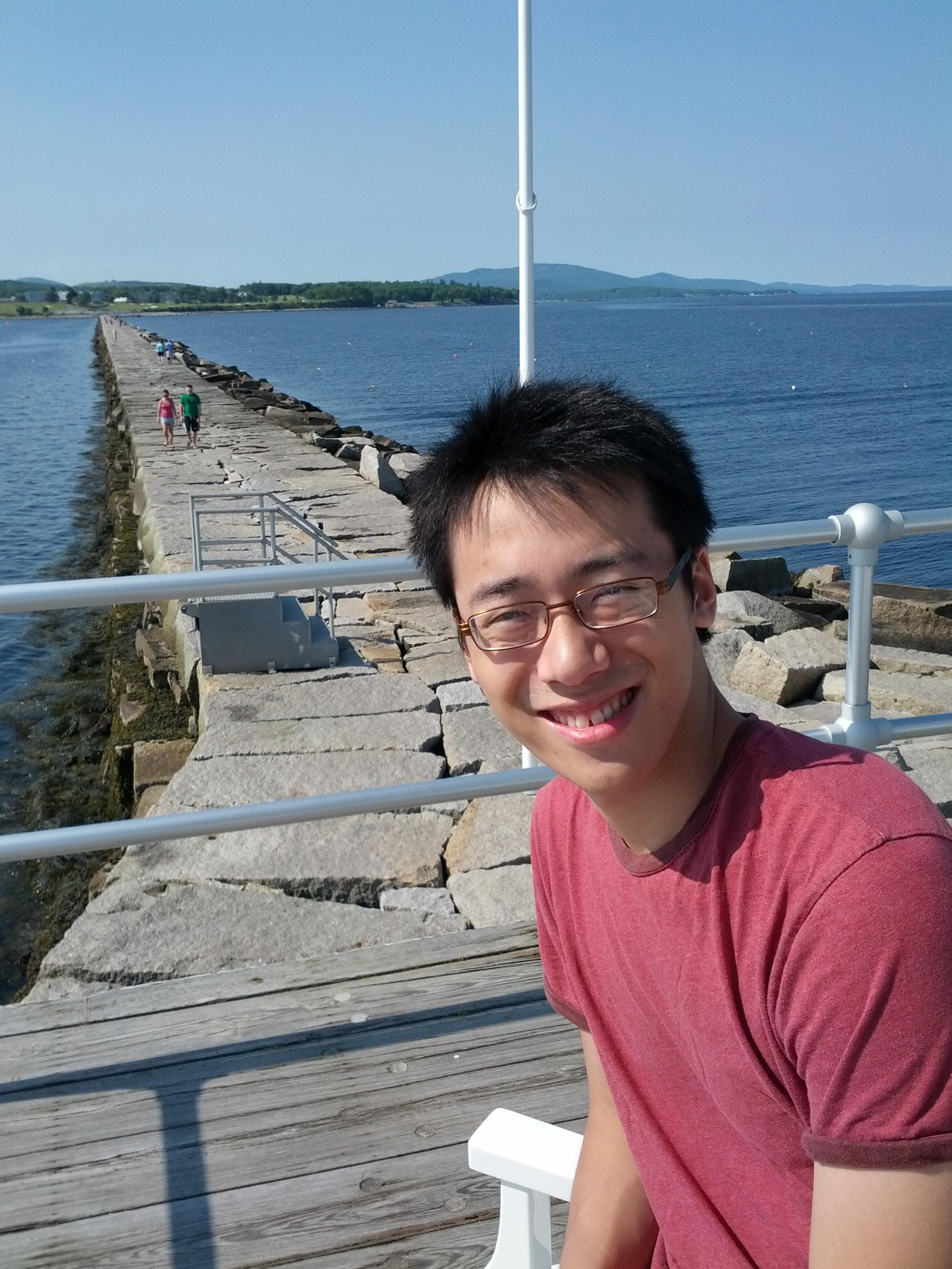 Michael Chou Math UConn